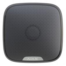 Ajax StreetSiren – Беспроводная уличная сирена (черная/белая)