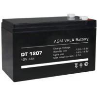 Аккумулятор 12V 7Ah